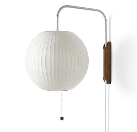 Nelson Wall Sconce Hermanmiller 174 Nelson Wall Sconce The Century House Wi