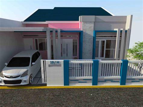 contoh warna cat depan rumah arsitek rumah minimalis gambar kombinasi warna cat luar rumah minimalis tak depan yang