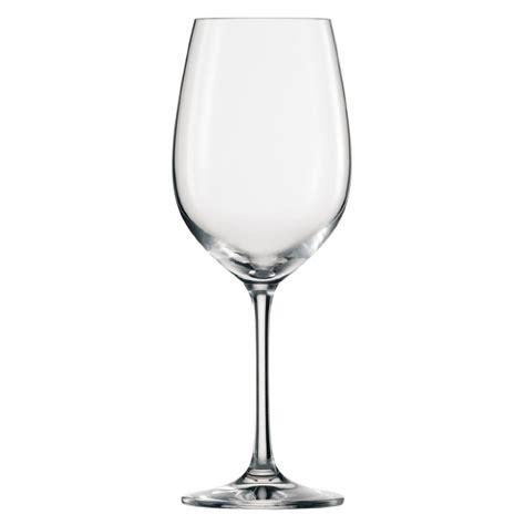 schott zwiesel barware schott zwiesel restaurant ivento white wine x 6