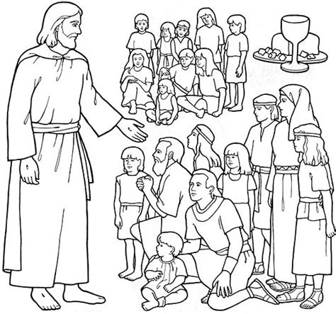 lds coloring pages of the savior primary 4 book of mormon lds lesson ideas