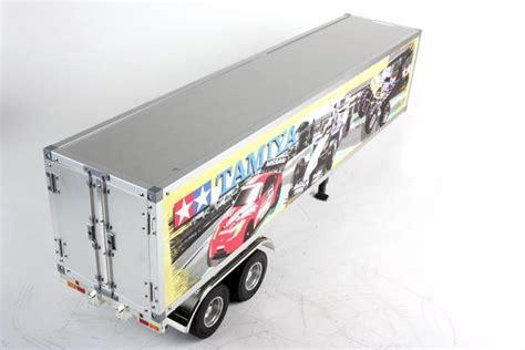 Velg Tamiya Alumunium tamiya 56302 1 14 semi trailer for tamiya r c tractor truck l 248 ten rc shop as