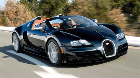 HD Bugatti Wallpapers For Free Download