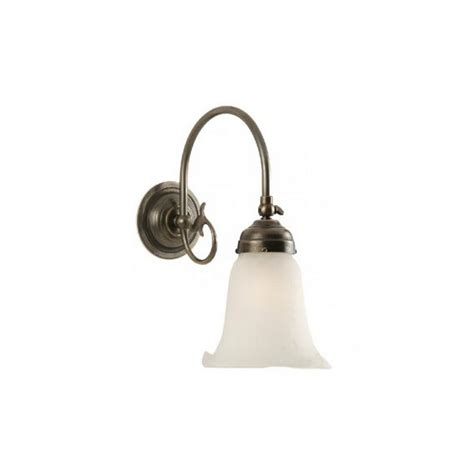 Period Lighting by Ajustable Or Edwardian Replica Wall Light
