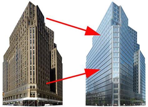 gamma curtain wall recladding buildings saves money adds value recaldding