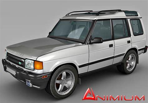 Land Rover Kaos 3d Umakuka 582 3d models