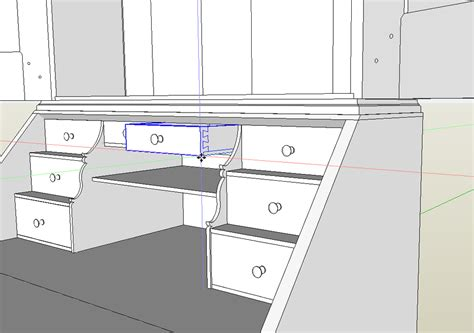 workshop layout sketchup sketchup class 2 woodworking with sketchup readwatchdo com
