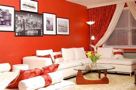 interior design red walls red living rooms design ideas decorations photos