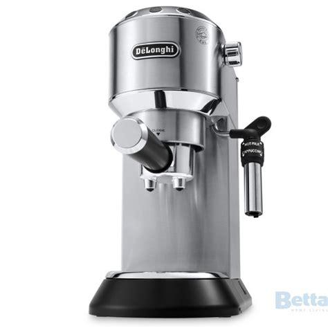 delonghi espresso maschine delonghi ec685m coffee machine dedica pump espresso metal