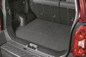 Nissan Xterra Cargo Liners 2014 Nissan Xterra Accessory Parts Nissan Usa Estore
