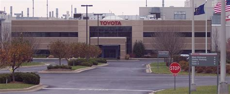 Toyota Motor Toyota Motor Manufacturing Indiana