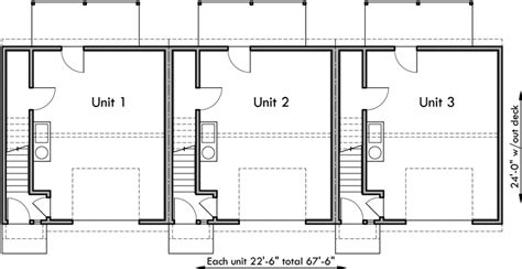 row house designs small lots triplex plans small lot house plans row house plans t 413