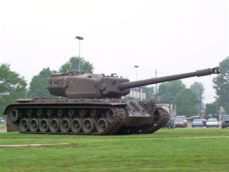 Lore of the T34 American heavy? - Armored Vehicle History ... T 34 American