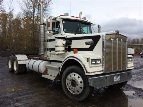 kw tractor 1988 kenworth w900b t a truck tractor