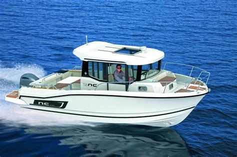 sport boats jeanneau nc sport 795 marlin outboard pilothouse fishing