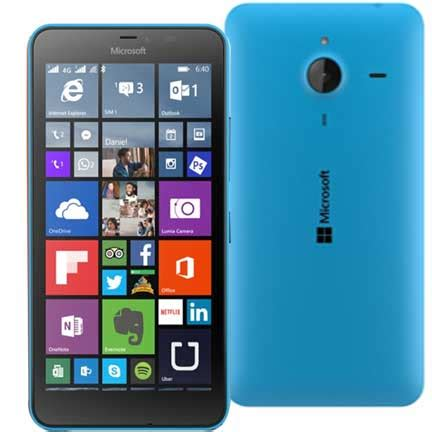 microsoft lumia 640 xl colors microsoft lumia 640 xl lte specifications and price