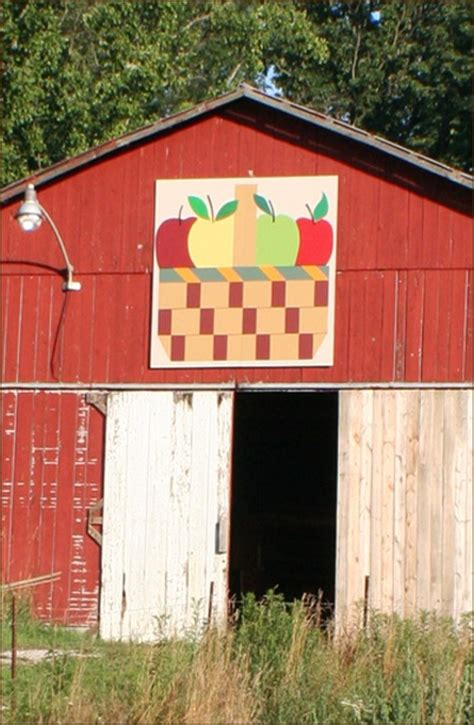 Quilt Barns by More Barns From The Kentucky Quilt Trail