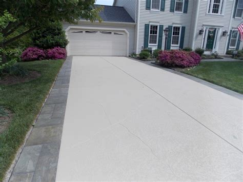 superior concrete driveway resurfacing solutions st louis mo
