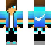 Sunshines cool boy girl skins p miners need cool shoes skin editor