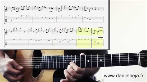 minor swing tab minor swing django tab grappelli on guitar