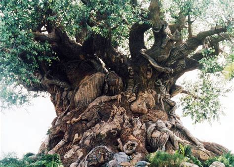 disney tree the tree of volkswagen car bloguez