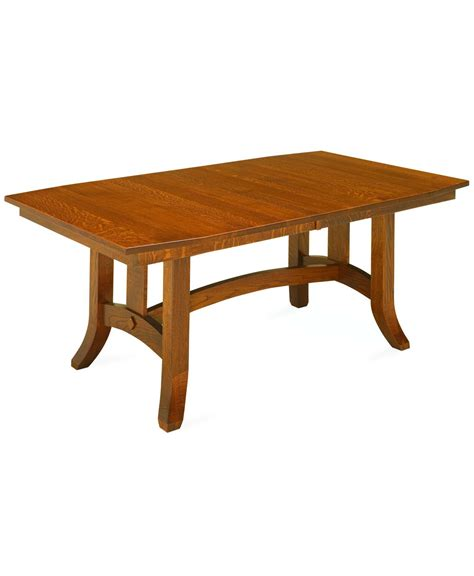shaker style dining table shaker hill dining table amish direct furniture