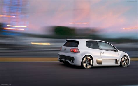 Volkswagen Golf W12 by Volkswagen Golf Gti W12 650 Widescreen Car Photo