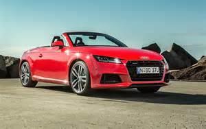 2015 audi tt roadster on sale in australia from 81 500
