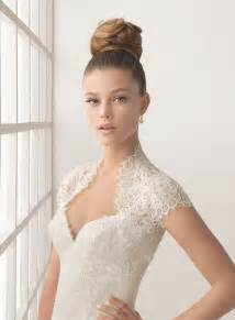 nina agdal rosa clara bridal collection