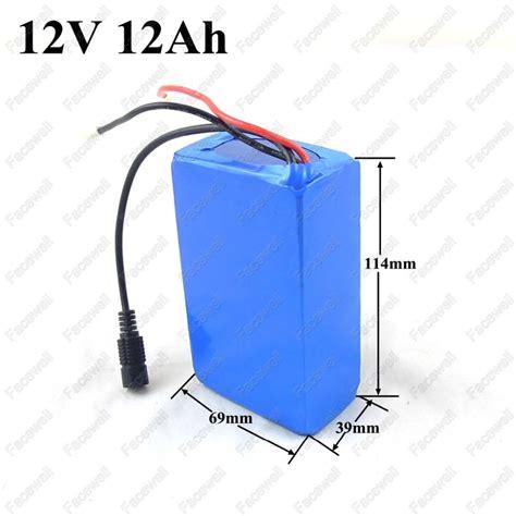 6v 12ah battery charger 12ah 12 v batterie achetez des lots 224 petit prix 12ah 12 v