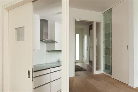 glasschiebetür küche k 252 che schiebet 252 r wohnzimmer