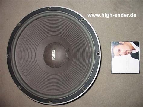 Speaker Subwoofer Acr verkaufe biete acr fostex csw40 woofer tieft 246 ner subwoofer sub bass