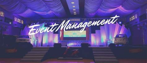 Top reasons for hiring event management companies in Malaysia