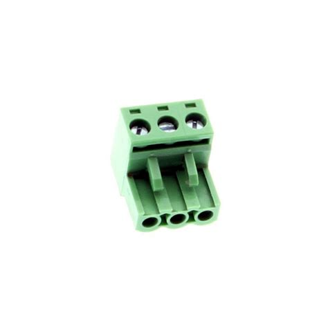three pin electrical 3 pin power connector for coolgear industrial hubs coolgear
