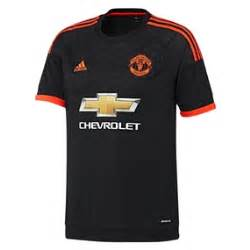 Jersey Manchester United 3rd Go 1617 adidas manchester united third 15 16 soccer jersey black solar ac1445 adidas