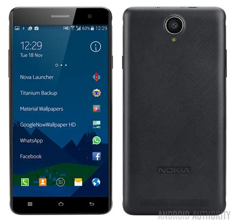 nokia android nokia android phone concept phones