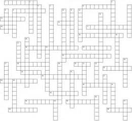 50 states and capitals crossword puzzle blank