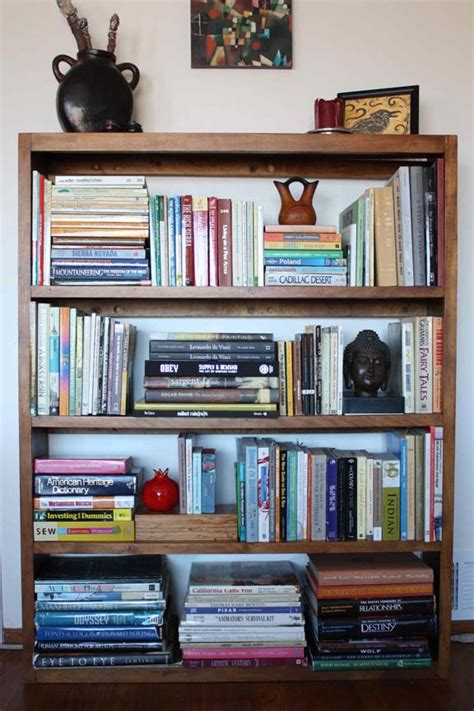 How To Organize A Book Shelf by How To Organize A Bookshelf Organizing San