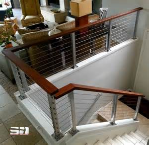 cable banister kit 121 best images about interior decor cable railings on