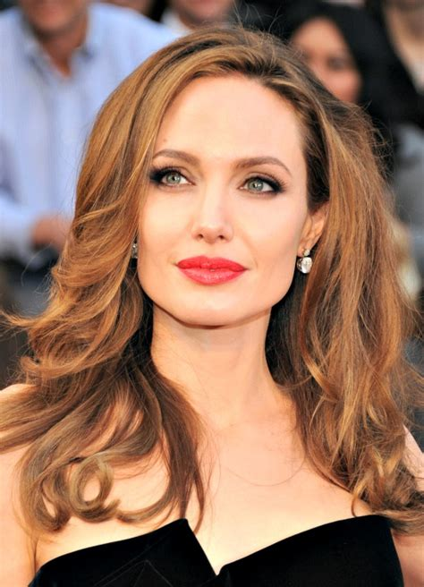 female celebrities brunette 2014 joyeux anniversaire angelina jolie cmonanniversaire