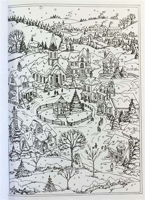 libro winter wonderland christmas coloring 463 best images about christmas coloring sheets on nativity scenes coloring and