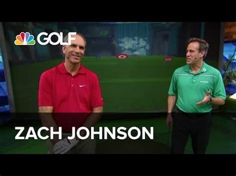 zach johnson wedge swing full video zach johnson s wedge lesson tee live golf