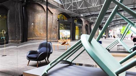 Zaha Hadid Furniture Detail Plans