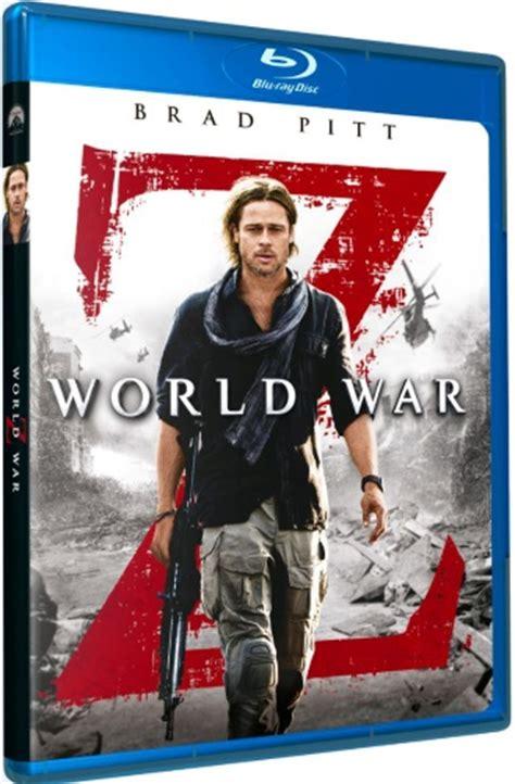 film z blu ray world war z blu ray film cdon com
