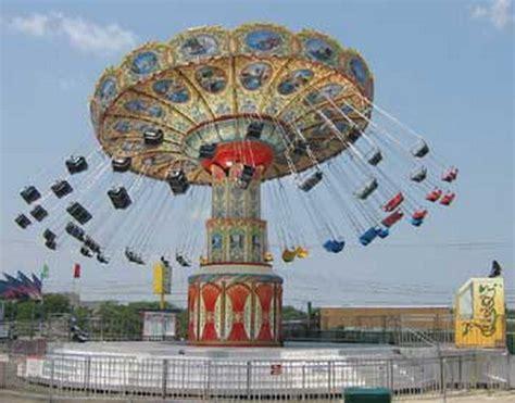 swings at amusement park legia net legia warszawa karuzela transferowa