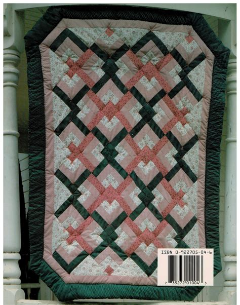 Eleanor Burns Knot Quilt Pattern quilt in a day lover s knot quilting book eleanor burns