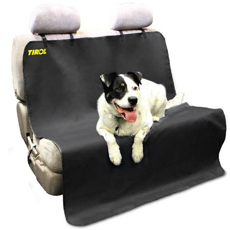 seat protector for dogs pet cat seat cover waterproof mat car back seat cover bench protector belts ebay