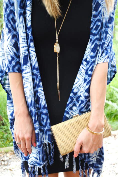 Kimono Outher turquoise teale