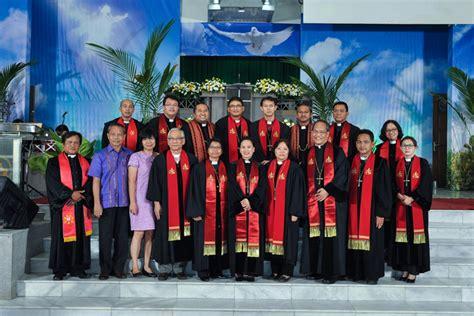 Pesanan Khusus Erny berita kebaktian peneguhan pendeta tugas khusus sinode