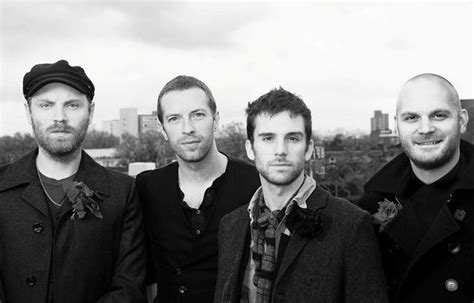 coldplay members coldplay doesn t feel pressure to sell millions of albums