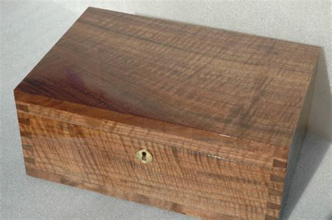 Handmade Keepsake Boxes - handmade wooden keepsake box with lock